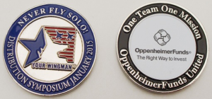 Oppenheimer Coin closer