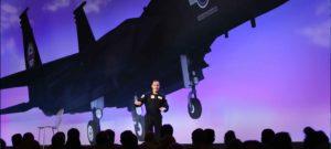 Waldo Waldman deliverys customized keynotes and seminars