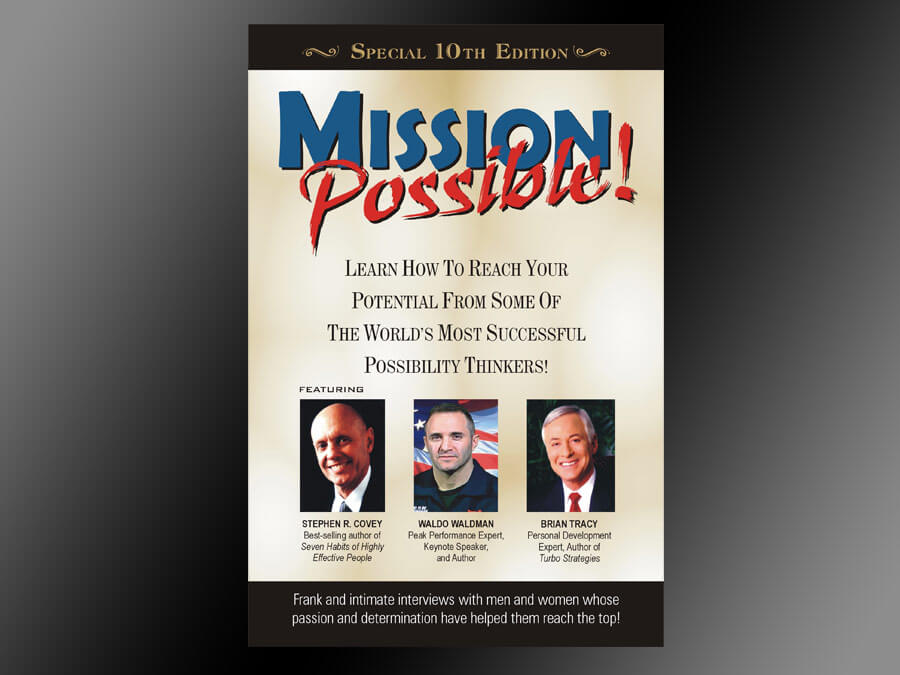 Mission Possible! - Book